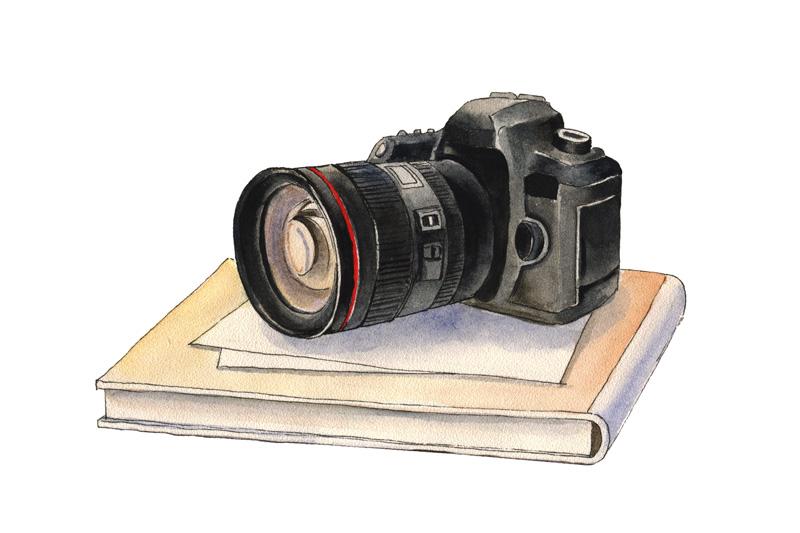 Создание фотокниг на курсе свадебный фотограф в Казани