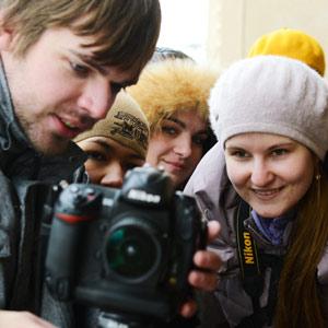 Фотошкола в Казани
