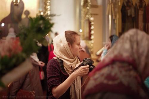 церковный фотограф