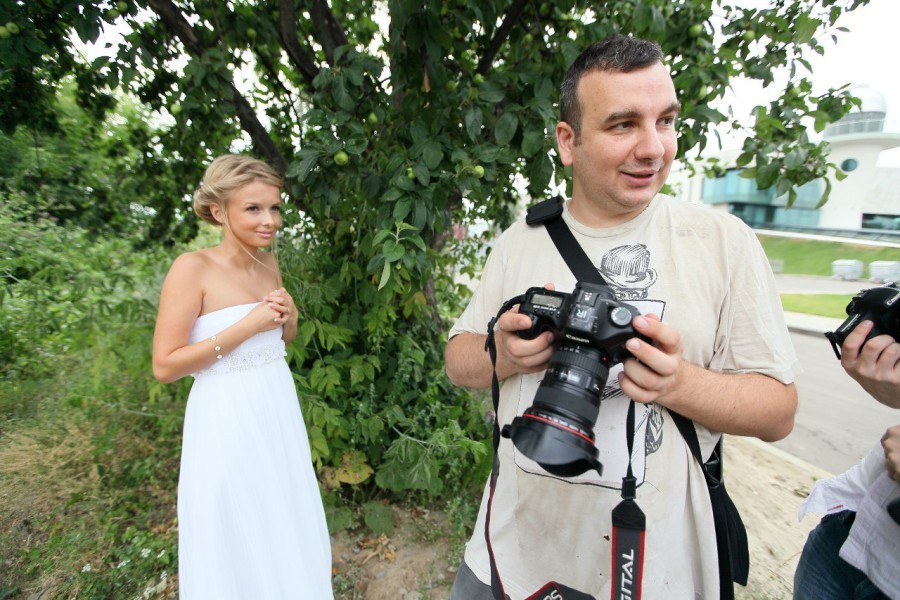 Мастер-класс Эмина Кулиева Свадебного фотографа