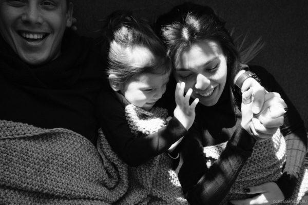семейная фотосессия на Fujifilm X-Pro2