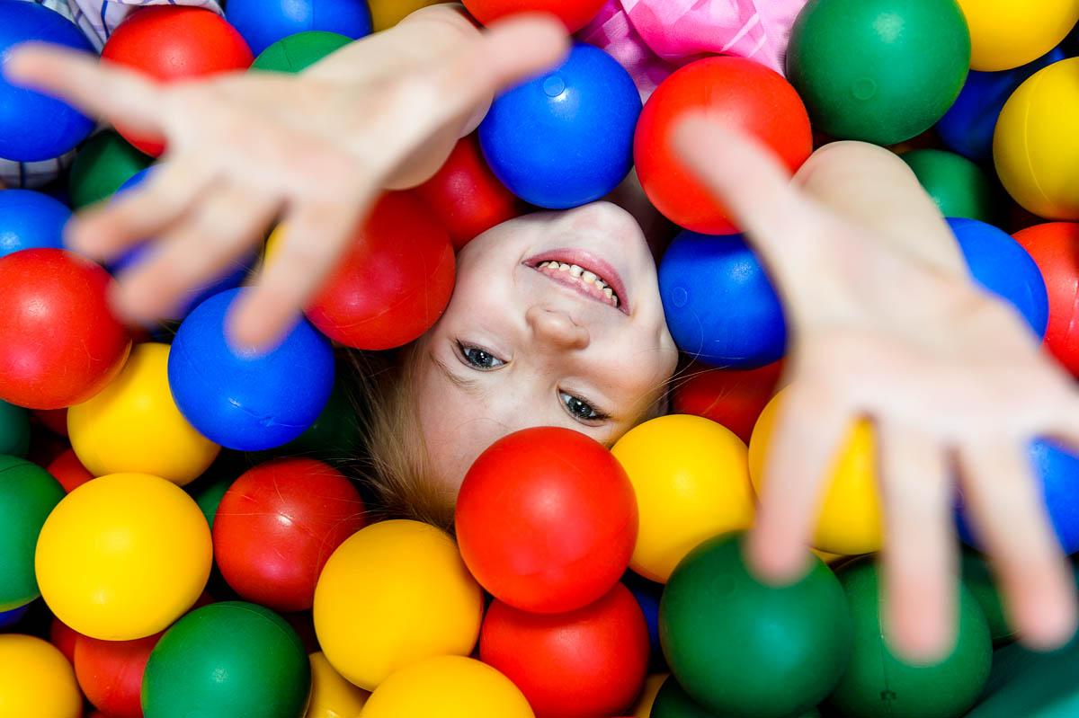 Советы по детской съемке