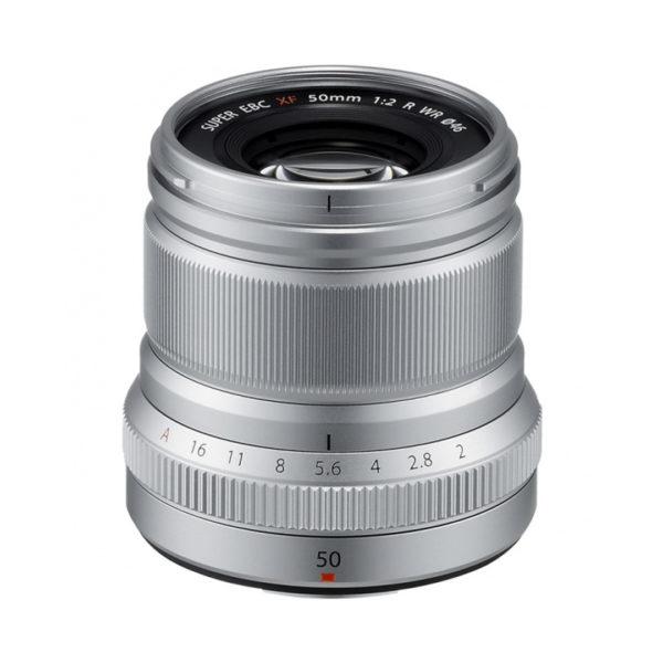 Fujifilm 50mm-silver