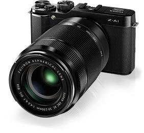 Fujifilm Fujinon XC 50-230 mm F4.5-6.7 OIS black купить в Казани