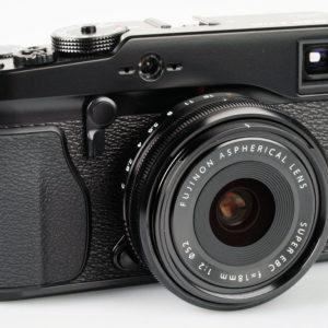 Fujifilm Fujinon XF18mm F2 R купить в Казани