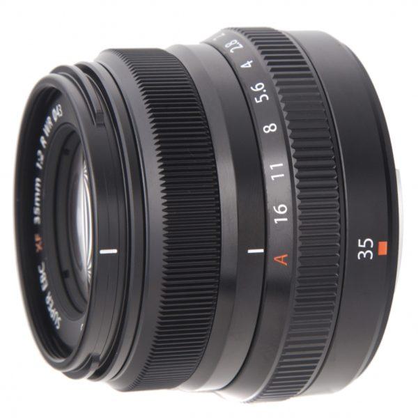 Fujifilm XF35mm F2.0 R WR black купить в Казани