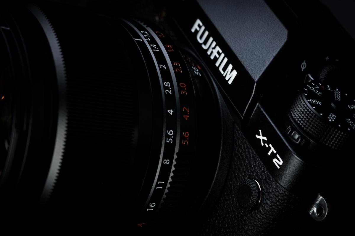 Тест Fujifilm X-T2 – by Jonas Rask – часть 1
