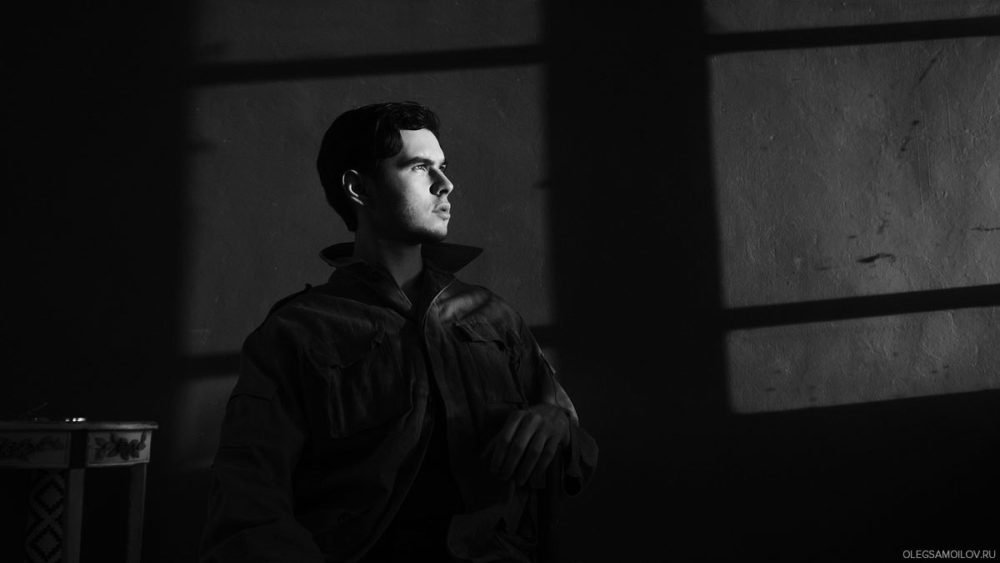 """Практический воркшоп """"Мужской портрет в студии"""""""