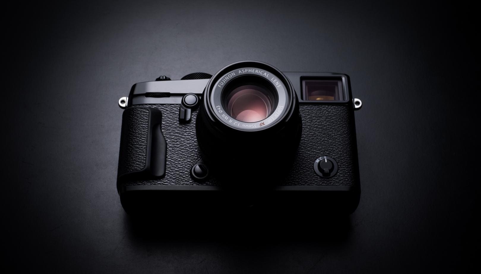 Тест Fujifilm X-Pro2 by Jonas Rask