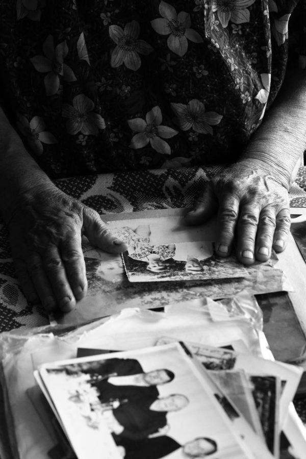 Выпускной фотопроект выпускницы полного курса фотографии