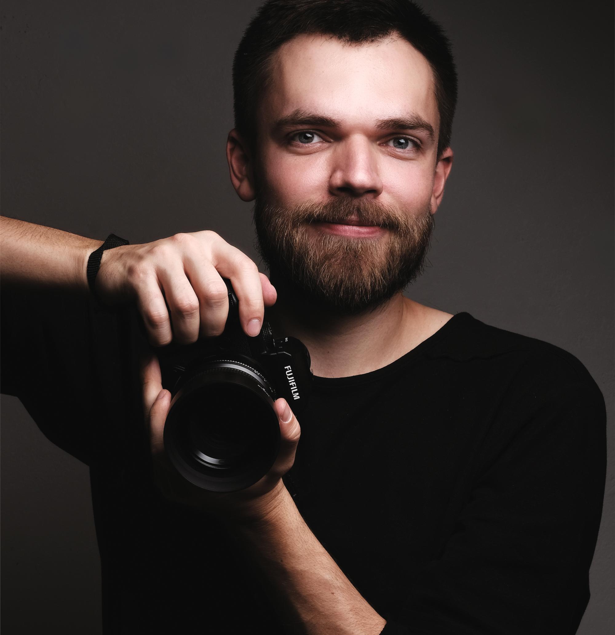 Олег Самойлов фотограф