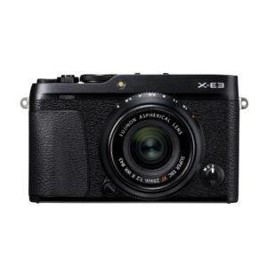 fujifilm x-e3 23mm