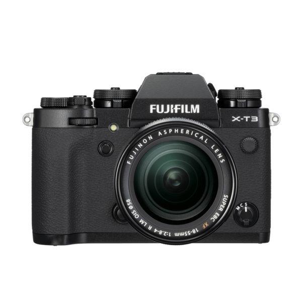 fujifilm x-t3 18-55mm