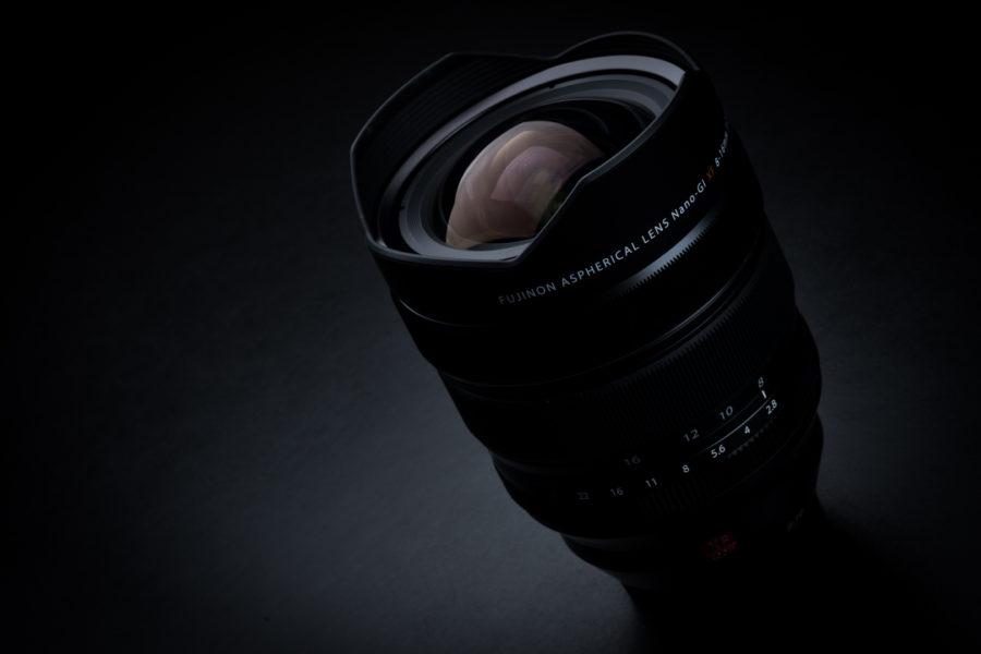 Новый супер-ширик от Fujifilm XF8-16mm F2.8 R LM WR