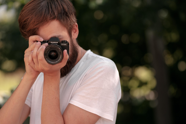 Бесплатный урок по фотографии в Казани