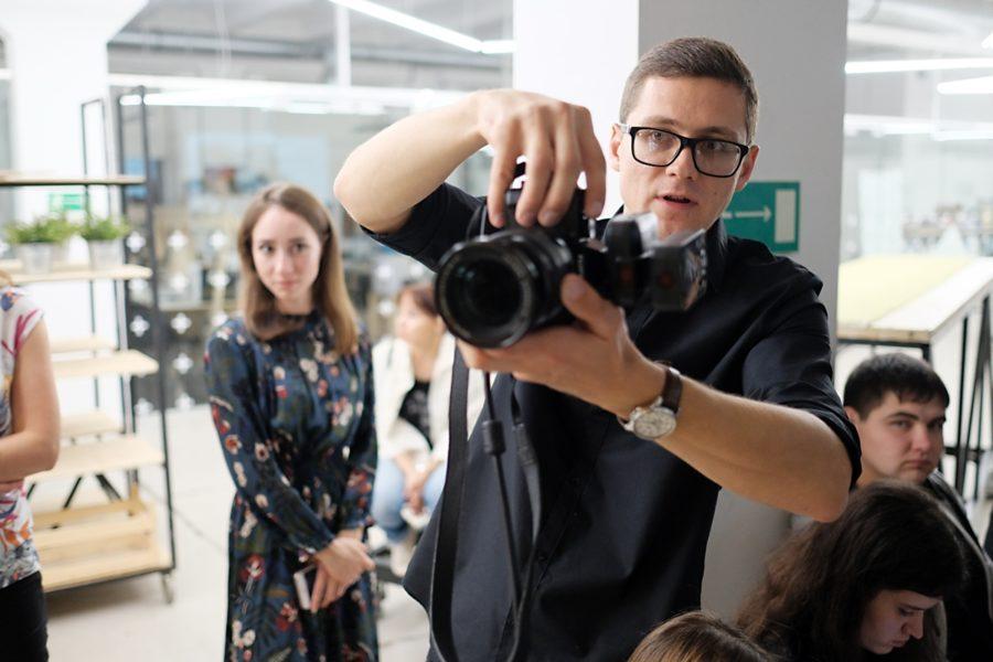 Бесплатный урок фотографии в Казани
