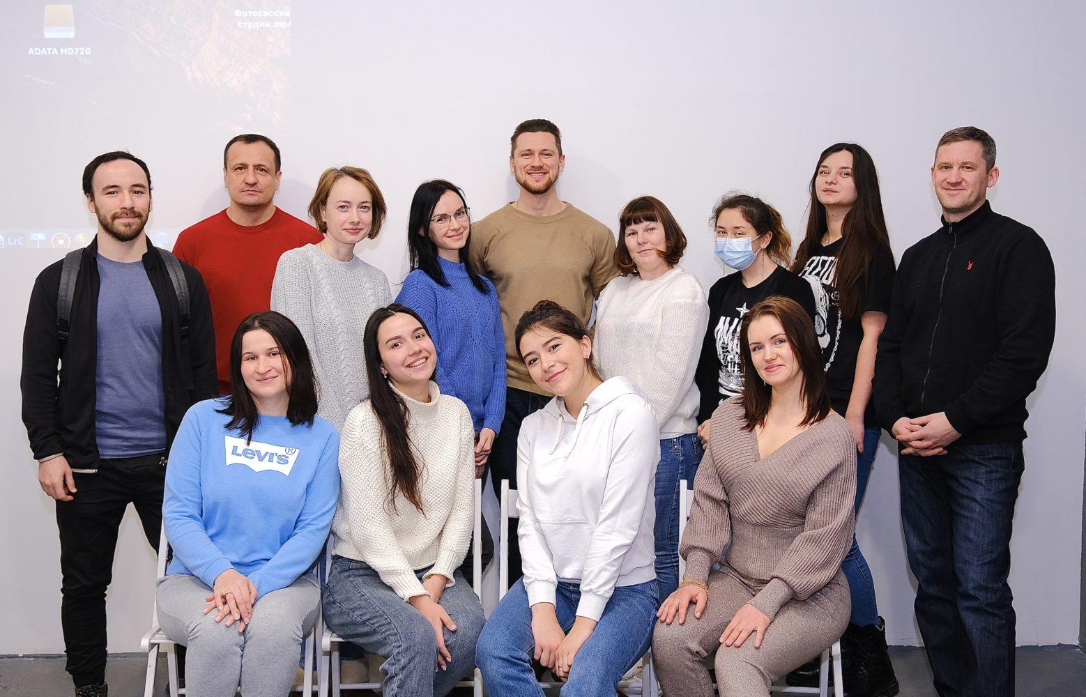 Фотостарт - курс по фотографии для новичков в Казани